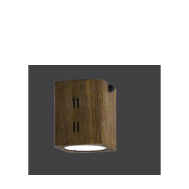 چراغ سقفی مکعبی 5 وات شعاع 1301S
