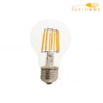 لامپ فیلامنتی حبابی 8 وات FEC پایه E27