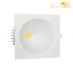 چراغ توکار 30 وات FEC-COB کد 602SQ