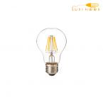 لامپ فیلامنتی 12 وات شعاع کد A60-C