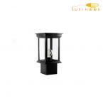 چراغ سرستونی مدرن کلاسیک پایه -SHOA-E27-  کد 1634