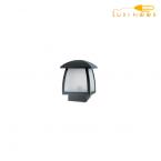 چراغ سردری کلاسیک پایه SHOA E27 کد 4502