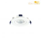 چراغ سقفی توکار 7 وات شعاع SMD کد LIDL