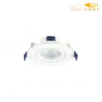 چراغ سقفی توکار 9 وات شعاع SMD کد L1DL