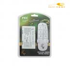 ریموت کنترل چهار کانال تک ریسیور FEC کد 5A4