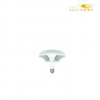 لامپ ال ای دی  30 وات130x120 SMD پایه E27 نمانور کد UFO