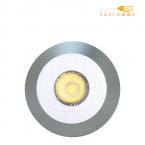 چراغ دفنی پارکتی توکار 1 وات-SMD- FEC کد 1702