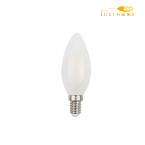 لامپ فیلامنتی مات 4 وات پایه E14 نمانور کد C35