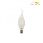 لامپ فیلامنتی مات 5 وات پایه E14 نمانور کد CA35