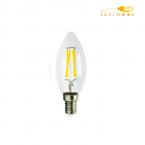 لامپ فیلامنتی شفاف 5 وات پایه E14 نمانور کد C35