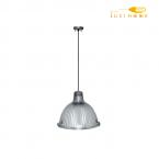 چراغ صنعتی آویز GLASS E40 شعاع کد 6157-20