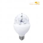 لامپ ال ای دی 3 وات SMD پایه E27 نمانور کد Disco light