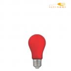 لامپ ال ای دی رنگی تزئینی 9وات کد A60