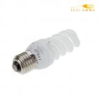 لامپ کم مصرف اسپیرال 11 وات پایه E27 افراتاب کد  11FSP-PTC