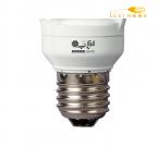 لامپ کم مصرف 15 وات پایه E27 افراتاب کد اسپیرال 15HSP-PTC