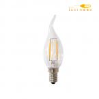 لامپ فیلامنتی اشکی 4 وات افراتاب کد AF-TCF