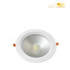چراغ سیلندری توکار30 وات COB نمانورکد CA25R30
