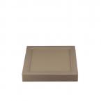 چراغ سقفی روکار پنل SMD 22.5x22.5 افراتاب کد AF-SD