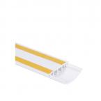 داکت زمینی سفید پشت چسب دار سوپیتا کد S1070