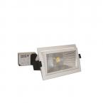 چراغ سقفی توکار 30 وات SPN کد 7138