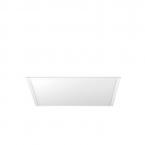 چراغ سقفی توکار 40 وات سه حالته شعاع کد 60x60