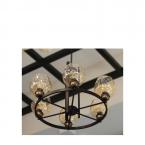 لوستر شاخهای-E27-کد P901/6